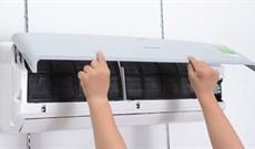 Ba bước vệ sinh dàn lạnh điều hòa tại nhà hiệu quả