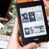 Hướng dẫn mua sách Kindle và Audible trên iPhone, iPad