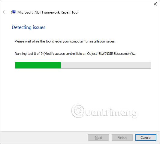 Cài đặt .NET