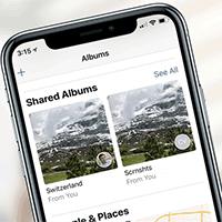 Cách tạo và chia sẻ album ảnh iCloud trên iPhone hoặc iPad