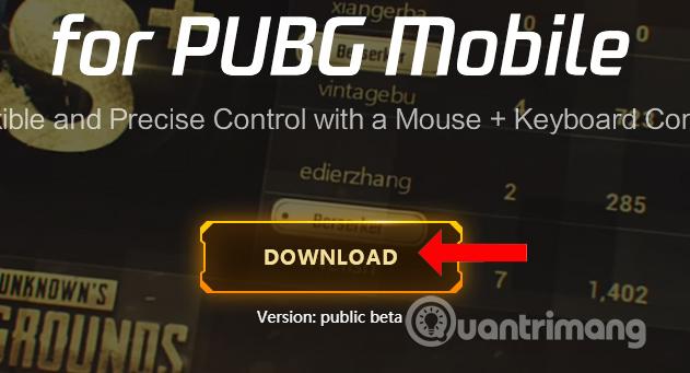 Hướng dẫn chơi PUBG Mobile trên máy tính