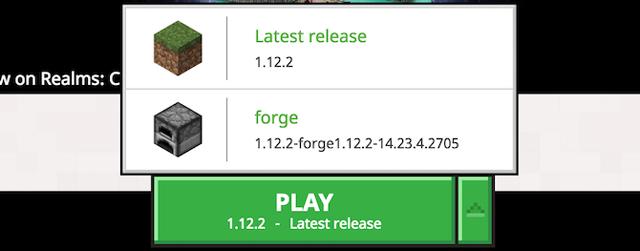 Tải xuống Minecraft Forge