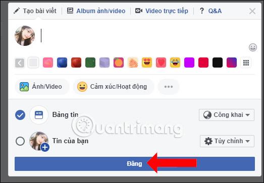 Cách gửi tin nhắn trống trên Messenger, đăng status, bình luận trắng Facebook - Ảnh minh hoạ 12