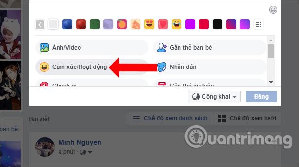 Cách gửi tin nhắn trống trên Messenger, đăng status, bình luận trắng Facebook - Ảnh minh hoạ 8