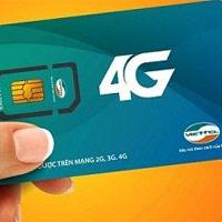 Hướng dẫn đổi sim 4G miễn phí ngay trên ứng dụng My Viettel