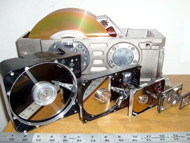 Các loại kích thước ổ cứng