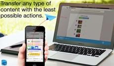 Cách dùng Weafo chuyển file giữa iPhone và máy tính