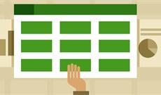 Cách chèn gạch chân Header và Footer Excel