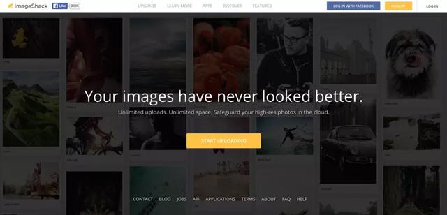 Trang web ImageShack