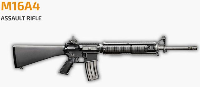 Ibon M16A4 Khẩu