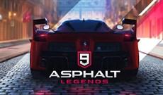 Asphalt 9: Legends đã chính thức phát hành trên toàn cầu, có thể tải về chơi ngay bây giờ