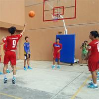 3 mẫu trụ bóng rổ dùng nhiều nhất trong trường học