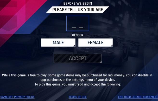 Đăng ký để chơi trò chơi