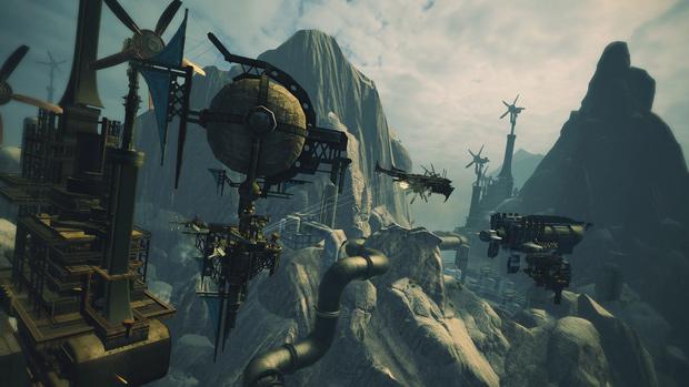Guns of Icarus Alliance có lối chơi tổ đội