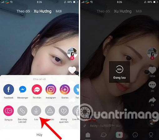 Cách tải video Tik Tok về điện thoại và máy tính - Ảnh minh hoạ 3