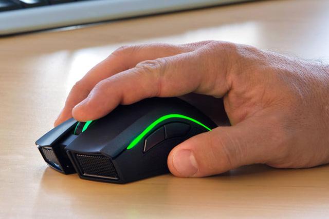 Chuột laser có độ chính xác cao