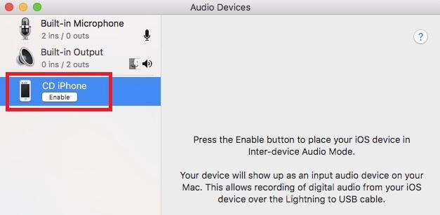 Cài đặt thiết bị đầu vào cho Mac