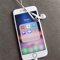 Cách phát nhạc trong iPhone trên Mac