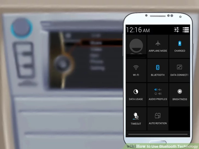 Sử dụng Bluetooth để lái xe an toàn hơn