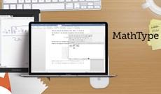 Cách sử dụng MathType viết công thức toán