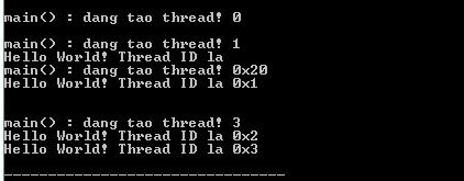 Kết thúc Thread trong C++