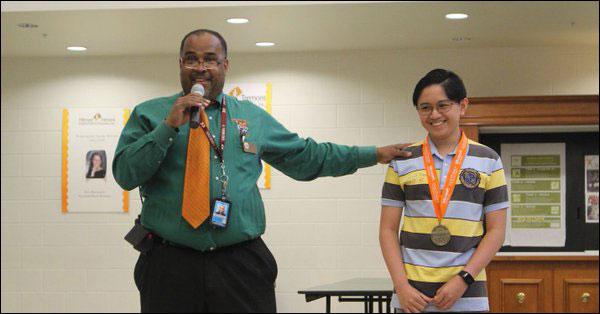 Kevin là người Mỹ duy nhất giành giải vô địch trong 6 hạng mục