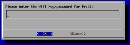 Nhập mật khẩu Wifi