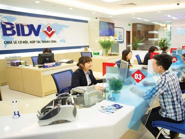 Đăng ký Internet Banking BIDV tại quầy giao dịch, chi nhánh ngân hàng