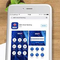 Cách đăng ký Internet Banking BIDV