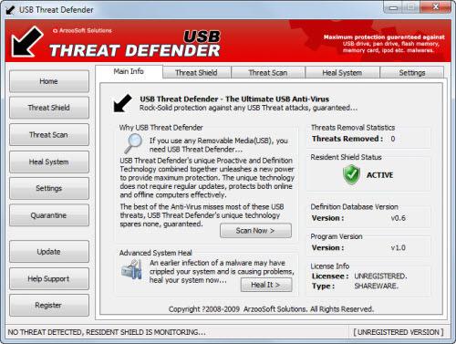Những chương trình diệt virus nhỏ gọn cho USB - Ảnh minh hoạ 2