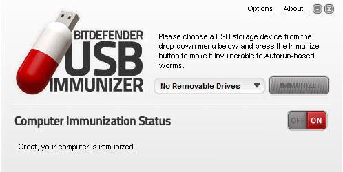 Những chương trình diệt virus nhỏ gọn cho USB - Ảnh minh hoạ 3