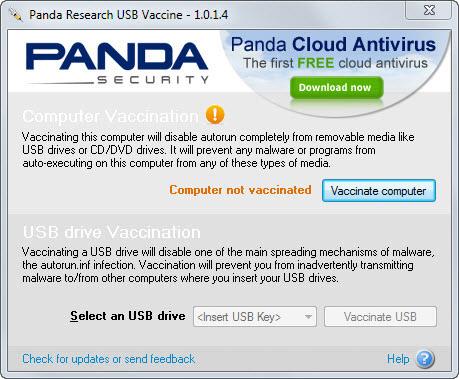 Những chương trình diệt virus nhỏ gọn cho USB - Ảnh minh hoạ 4