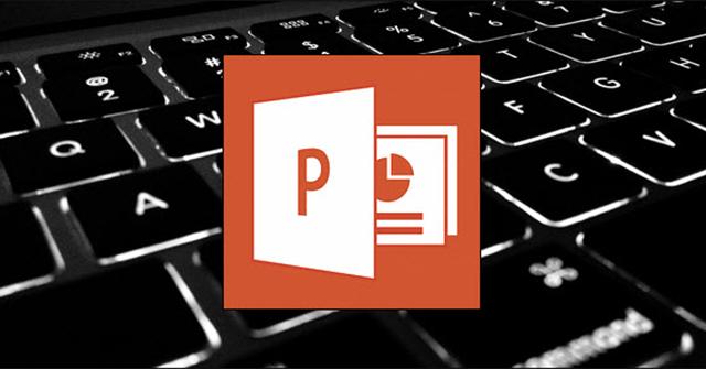 cách sắp xếp thứ tự xuất hiên trong PowerPoint