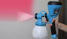 Đánh giá máy phun sơn đa dụng Haupon TM71