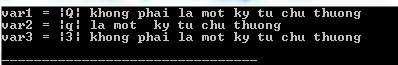 Hàm islower() trong C