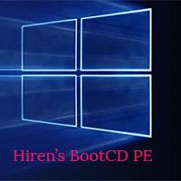 Tìm hiểu về Hiren's BootCD PE