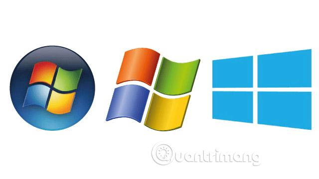 Các hệ điều hành được hỗ trợ