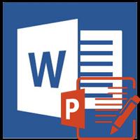 Cách sao chép văn bản Word vào slidePowerPoint