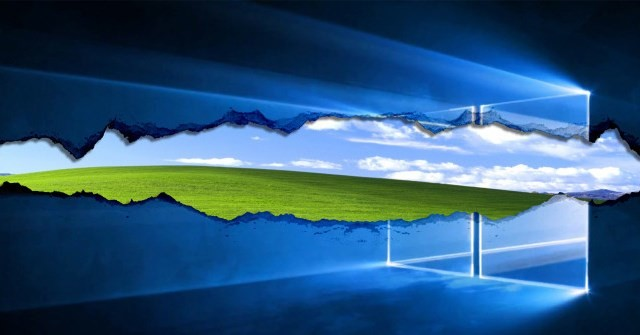 Hướng dẫn nâng cấp Windows XP lên Windows 7 hoặc Windows 10