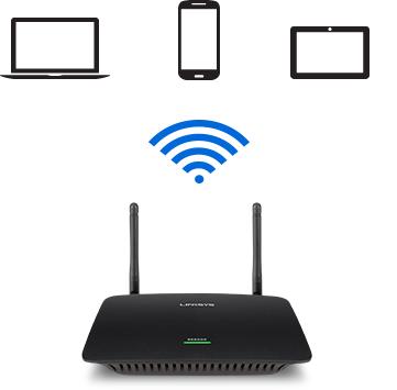 Rút ngắn khoảng cách giữa router và thiết bị không dây
