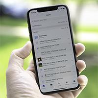Cách tải nhiều file lên Dropbox từ iPhone cùng lúc