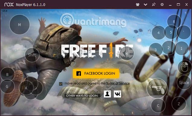 Cách cài đặt Garena Free Fire trên máy tính - Quantrimang com