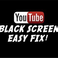 Làm sao khi YouTube bị lỗi màn hình đen trên trình duyệt?