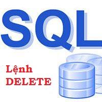 Lệnh DELETE trong SQL