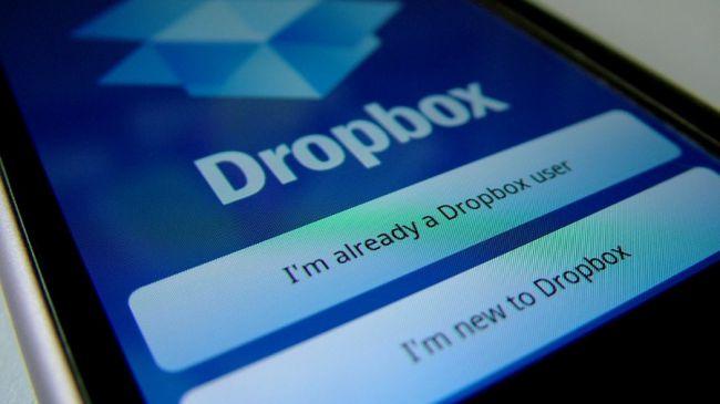 Dịch vụ lưu trữ Dropbox