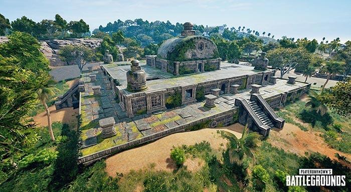Khu đền thờ