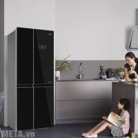 Kích thước tủ lạnh side by side thông dụng