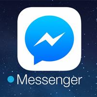 Giao diện tin nhắn trên Messenger bị chuyển sang hình vuông và đây là cách khắc phục