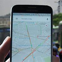 Cách tránh tắc đường bằng Google Traffic mới nhất