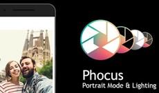 Mời tải phần mềm chỉnh sửa ảnh xóa phông Phocus giá 71.000 vnđ, đang miễn phí